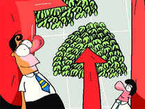 Early November, the government launched an onslaught to unearth black money or untaxed money.