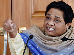 BSP Chief Mayawati says it is a political conspiracy to dub her party as casteist.
