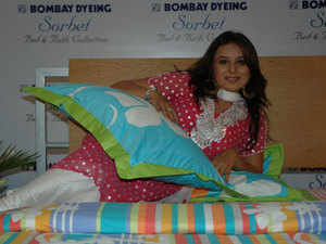 Bombay Dyeing is also setting up its in-house design studio and system for high-tech digital print to boost production in premium segment.