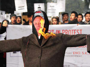 UNC which has clamped blockade on two highways on Manipur has vowed to intensify protest.