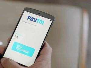 PayTM on mobile-BCCL