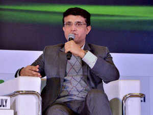 It's better not to take my name. There is no reason to take my name. It's too early, said Sourav Ganguly.