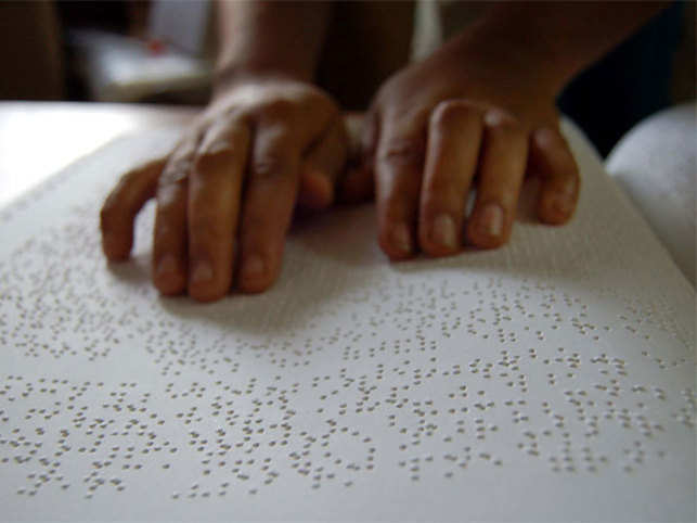 While in the West, Braille prints are a part of medicine boxes, the visually impaired in India are dependent on others for medication.