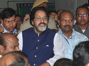 A four-time Lok Sabha member and a minister of state in the Manmohan Singh government, Bandyopadhyay was arrested after he allegedly failed to give satisfactory answers to many questions and was found to be uncooperative.