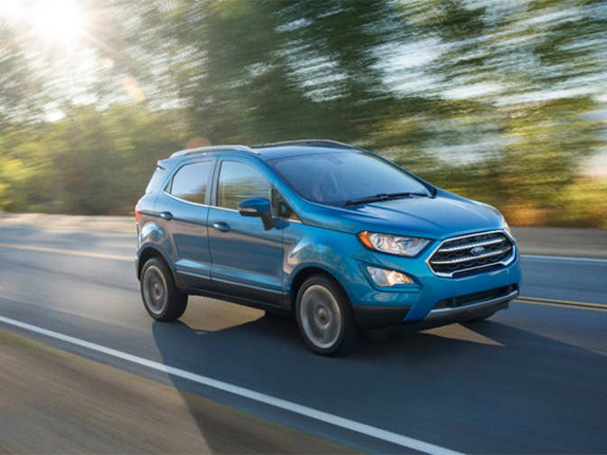 Be Ready For New Ford EcoSport