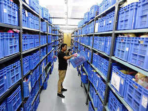 The company's turnover is still a fraction of the overall FMCG market, which is pegged at Rs 2,56,000 crore. However, Big Basket's sales equal those of about a dozen Big Bazaar stores on an average.
