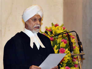 The turbaned, suave judge was elevated to the Supreme Court on September 13, 2011.