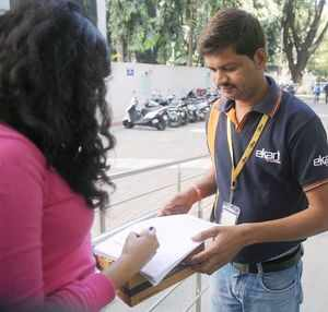 Flipkart's logistics arm aims to generate 50% business from external clients in two years.