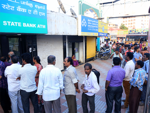 The lines at ATMs are shorter and the government even felt comfortable enough to raise the limits for ATM withdrawals from 2,500 rupees a pop to 4,500 rupees.