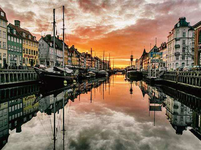 Don't miss celebrated author Hans Christian Andersen's trail through Copenhagen this year. (Image: Thomas Hoyrup Christensen and Wonderful Copenhagen)