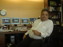 Asked if the sector is struggling to grow owing to digitisation and when will it adjust to the 'new normal', Jhunjhunwala said he was very confident that IT entrepreneurs would adjust to the new normal sooner than expected.