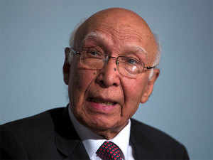 Aziz also congratulated Guterres on assumption of office of the UN Secretary-General on January 1, succeeding Ban Ki-moon.