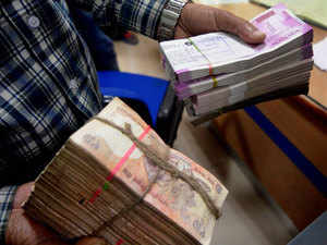 During the fortnight ending November 25, deposits at banks had soared to Rs 10,517,719 crore from Rs 10,114,803 crore on November 11.