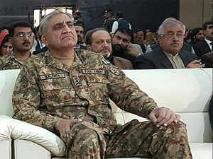 """""""Pakistan's armed forces are fully geared to respond to any aggression by India,"""" the Inter-Services Public Relations (ISPR) spokesperson Major Gen Asif Ghafoor quoted Gen Bajwa as saying."""