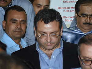 Mistry hit back at Tatas' demand to return all confidential documents pertaining to Tata Group companies with him, without sharing it with anybody.