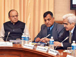 The country appeared to be much better placed with improved macro-economic fundamentals, Jaitley said while chairing a meeting of the Financial Sector Development Council (FSDC) here.