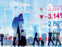 The Dow Jones Industrial Average declined 0.21 per cent to settle at 19,899. The S&P500 index edged 0.08 per cent lower at 2,269.