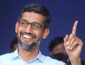 "Asked about why the ""next Google"" has not yet come from India, and what Indian startups should look at, Pichai said it would take a few more years to fully realise the potential of the market developing in India."