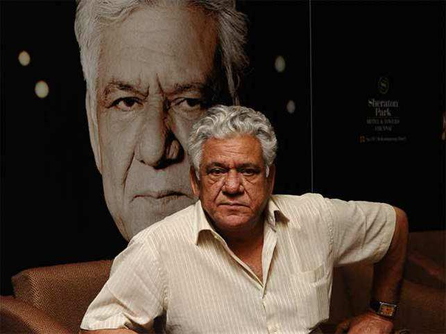 The Padma Shri and OBE winner made his cinematic debut with playwright Vijay Tendulkar's 'Ghashiram Kotwal'.
