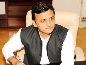 """Status of one is not gauged just by number or power. I want to clarify that I am no hurdle in the path of Akhilesh Yadav,"" Singh told reporters."