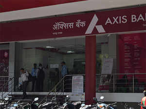 Axis Bank has 3220 branches at presence, along with 13726 ATMs.