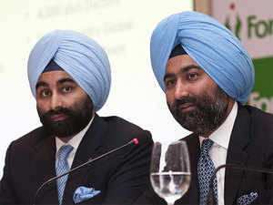 The Singh brothers hold a 63% stake in Fortis; around 80% of which is pledged with lenders.