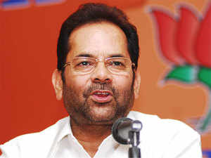 His statement, I believe, is not the government's view and also not of the BJP, Naqvi told reporters.