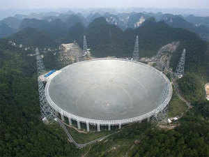 It is expected to be operational by 2021, state-run Xinhua news agency reported.