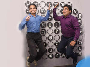 The need of the hour, felt the Indus cofounders, was not only to simplify the smartphone experience but to have the entire ecosystem in the user's native language.