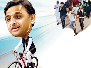 Cycle kiski? How Samajwadi Party cadre & candidates are caught in between Mulayam-Akhilesh Yadav family feud