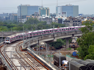 Delhi Metro Rail Corporation (DMRC) shares an over two- decade-long association with JICA.