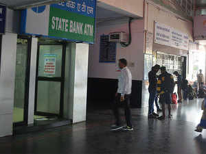 ATMs will be on end platforms or prominent spaces in the circulating area of the station
