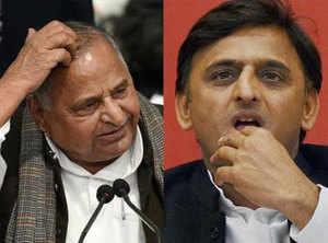 No 'feud' within Samajwadi Party, says Mulayam Singh