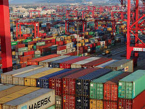 Some reports said growth in cargo at the major ports is higher this fiscal compared to private sector ones.