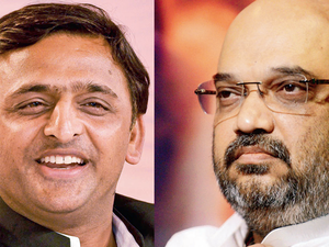 In the game of one-upmanship for the Hindu votes, no one is leaving the chance to belittle the effort of the other.