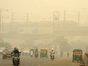 Air pollution levels in the country, especially in the Delhi-NCR region, had hit alarmingly high levels last October, well below the prescribed standards of WHO.