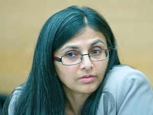 """Both nations believe in freedom, democracy, tolerance and pluralism. In the laws that govern our countries, etched in our very souls,"""" Nisha Desai Biswal said."""