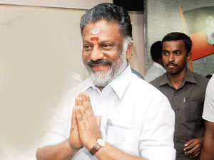 """Panneerselvam said """"Based on the request (by late Jayalalithaa), the Government of India, Ministry of Environment, Forest and Climatic Change had issued a Notification…"""