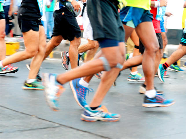 India has nearly 200 marathon running events listed for this year.
