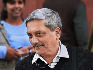 "Parrikar also said the government is also working on ""Design in India"" policy which will aim at building, enhancing and promoting designing capabilities of Indian manufacturers and entrepreneurs so that they can design products of world-class standards to compete with global counterparts and take advantage of ""Make in India"" programme."