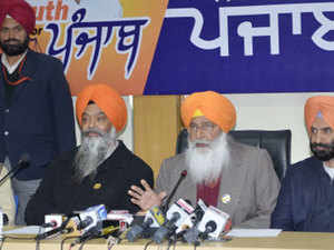 "Sukhdev Singh Dhindsa said it was condemnable that the senior leadership of AAP in Punjab had ""meekly"" accepted Kejriwal's candidature."