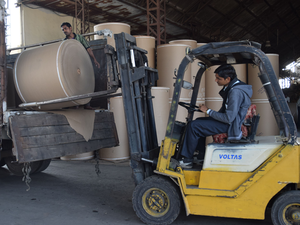 At present, imports of paper and paperboard attract 10 per cent customs duty.