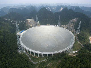 The project will cost USD 18.8 million and the construction of the first telescope, code-named Ngari No 1, 30 km south of Shiquanhe Town in Ngari Prefecture has begun, official media here reported.