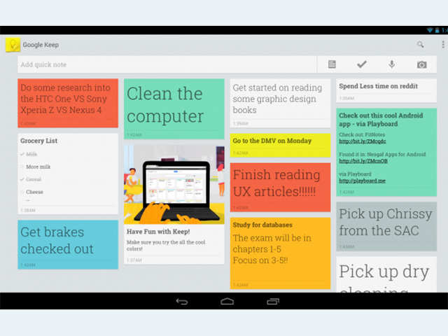 Google Input Tools - 7 little-known Google products and services