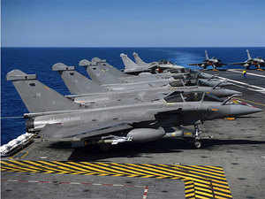 A team comprising of senior IAF and Defence Ministry officials will travel to France next week to work out the modalities of the payment for the second tranche, the sources said, adding the delegation will also visit the production line in Bordeaux.