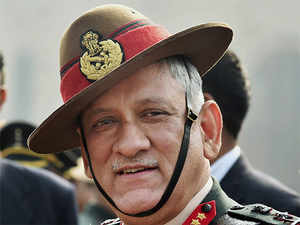 Whoever has any problem, come to me directly: Army Chief General Bipin Rawat