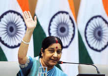 Sushma Swaraj to your rescue