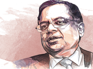 """""""The brass at Tata Sons has discussed the possibility of adopting a model that was practised by Ratan Tata's predecessor, the late JRD Tata, in which each flagship company had its own chairman,"""" another group official said."""