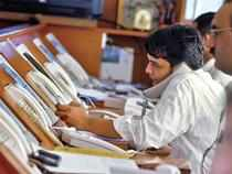 The BSE Sensex and NSE Nifty are likely to open lower on Monday following weak global cues.
