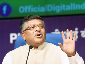 Noting that India is at a cusp of a digital revolution, Prasad said that initiatives like Make in India, Start up India, Digital India, and smart cities were working in sync to make the country a technologically empowered society.